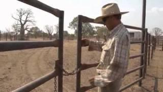 1.1 Locking Yard Gates