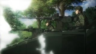 100 дней до приказа - AMV - Врата: Там бьются наши воины