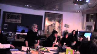 CFAR-BCU Media Arts Philosophy Practice (Prof Johnny Golding) 8. From  Tensor  Band  to  Complexity