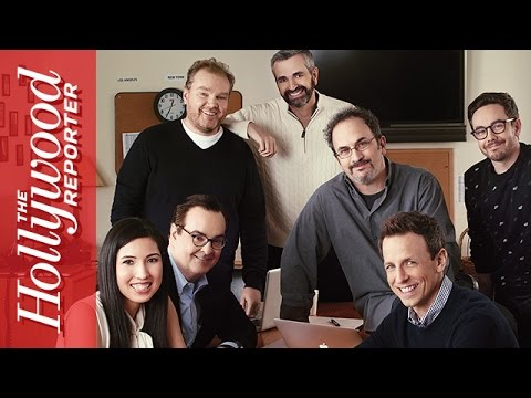 SNL Writers Share Their Process: SNL 40th Anniversary