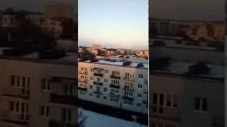 Niebywały widok z Burdż Chalifa-szczytu świata
