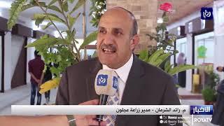 افتتاح سوق رمضان للمنتجات الريفية والزراعية في محافظة عجلون (7-5-2019)
