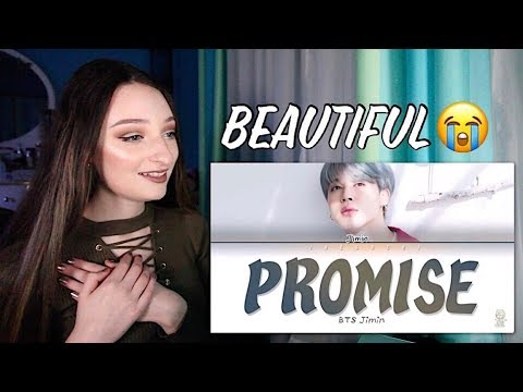 Download Reacting To Bts Jimin Promise We Stan An Angel MP3, MKV