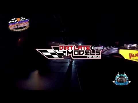 #35 Daniel Corkran - Sportsman - 7-28-17 Fort Payne Motor Speedway - In Car Camera