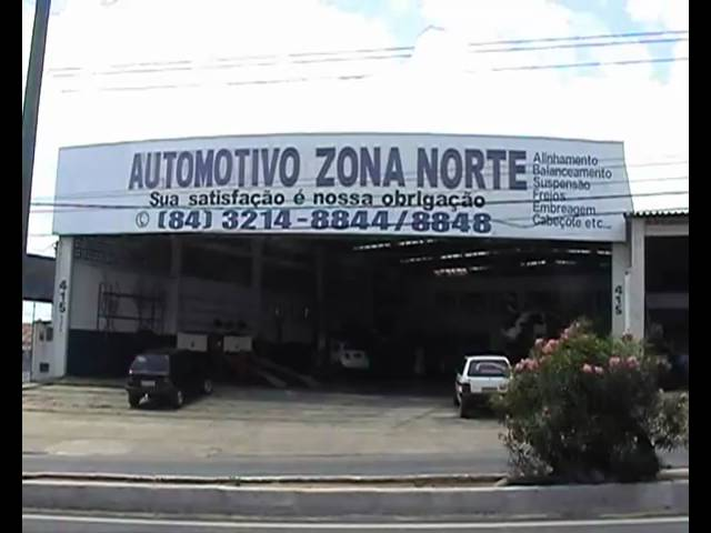 AUTOMOTIVO ZONA NORTE VT Travel Video