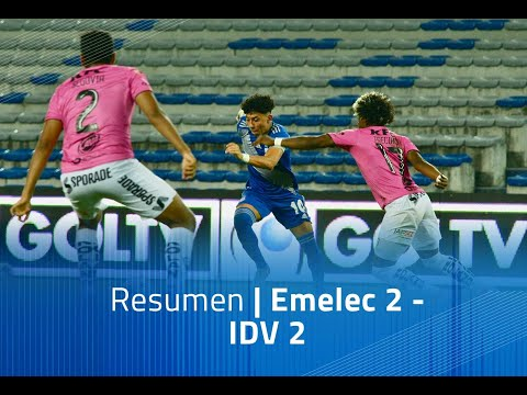 Emelec Independiente del Valle Goals And Highlights