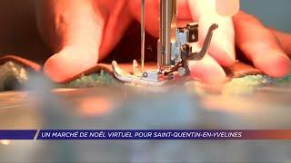 Yvelines | Un marché de Noël virtuel pour Saint-Quentin-en-Yvelines