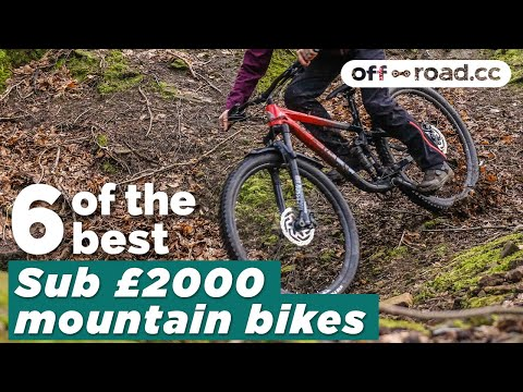 6 of the best mountain bikes for less the £2000 in 2020