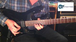 Guitar Lesson / Cours de guitare Matmatah : Lambé An Dro
