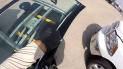 Dodge pick up 2015 windshield install..(up date with best way to bond glass)