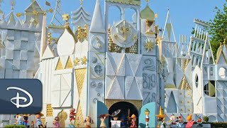 "Set Sail on ""it's a small world"" Virtual Boat Ride #DisneyMagicMoments"