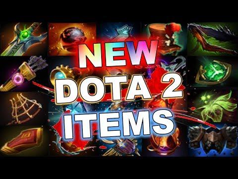 Dota 2 NEW 7.23 UPDATE - MAIN CHANGES (NEW ITEMS)!