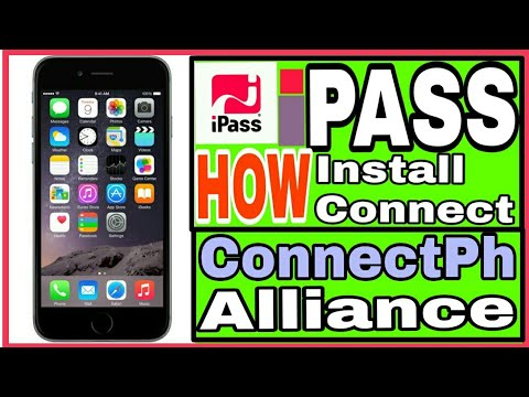 ConnectPh Alliance | iPass- IOS How to Install And Connect