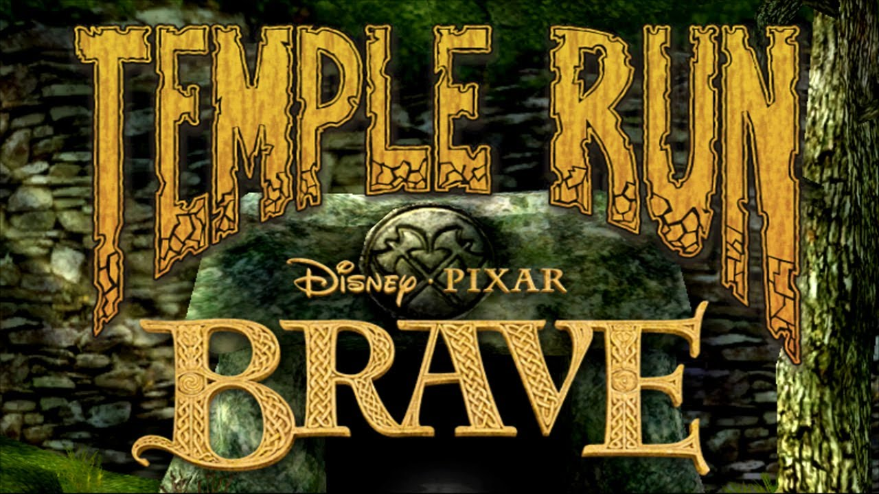temple run: brave - universal - hd gameplay trailer - youtube