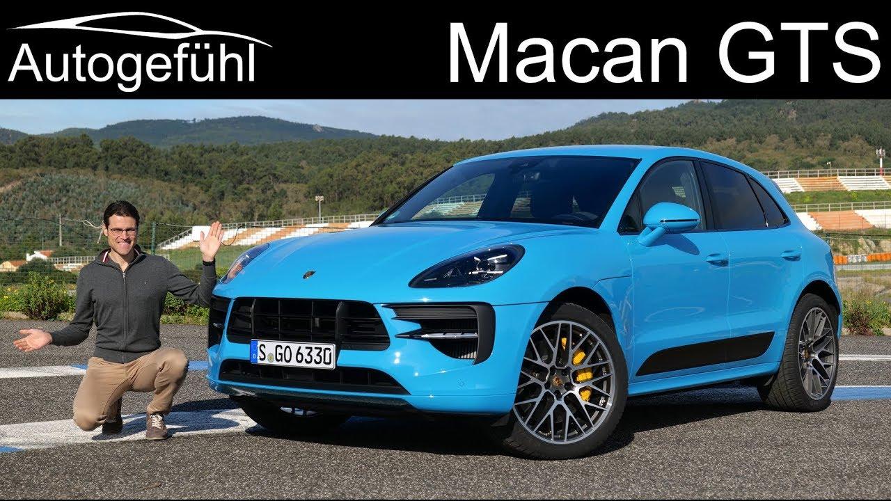 Porsche Macan Gts Full Review 2020 Macan Facelift Autogefuhl Youtube