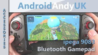 Ipega 9083 Bluetooth Gamepad for Android and iOS