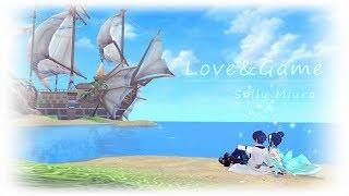 【幻想神域】Love&Game/三浦サリー ダンス動画