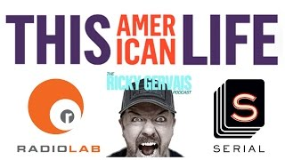 Top 10 Best Podcasts (2015)