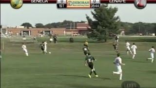 LDTV Sports: Seneca @ Lenape Boys Soccer 9/23/14