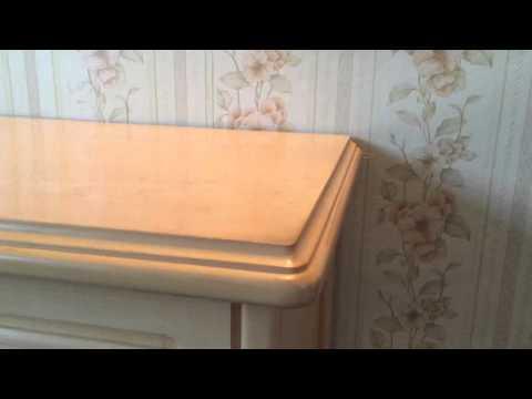 Ролик Комод из массива клена. Ошибка при изготовлении  крышки(Practical advices of furniture-maker).