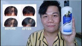 SAGOT SA PAGKAPANOT! GROW YOUR HAIR FASTER AND THICKER! // Black Beauty Shampoo