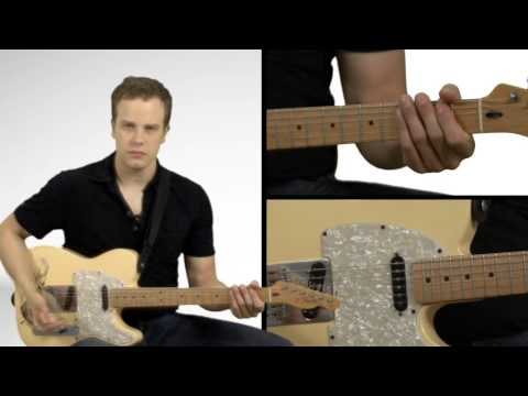 Drop D Tuning - Guitar Lesson