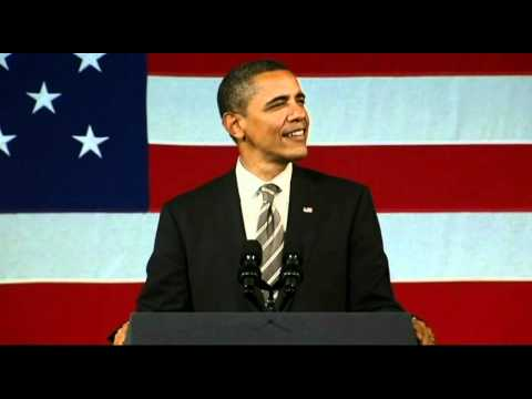 Barack Obama Singing Let's Stay Together
