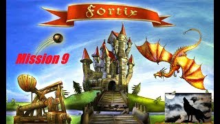 Fortix Pc Gameplay Mission 9
