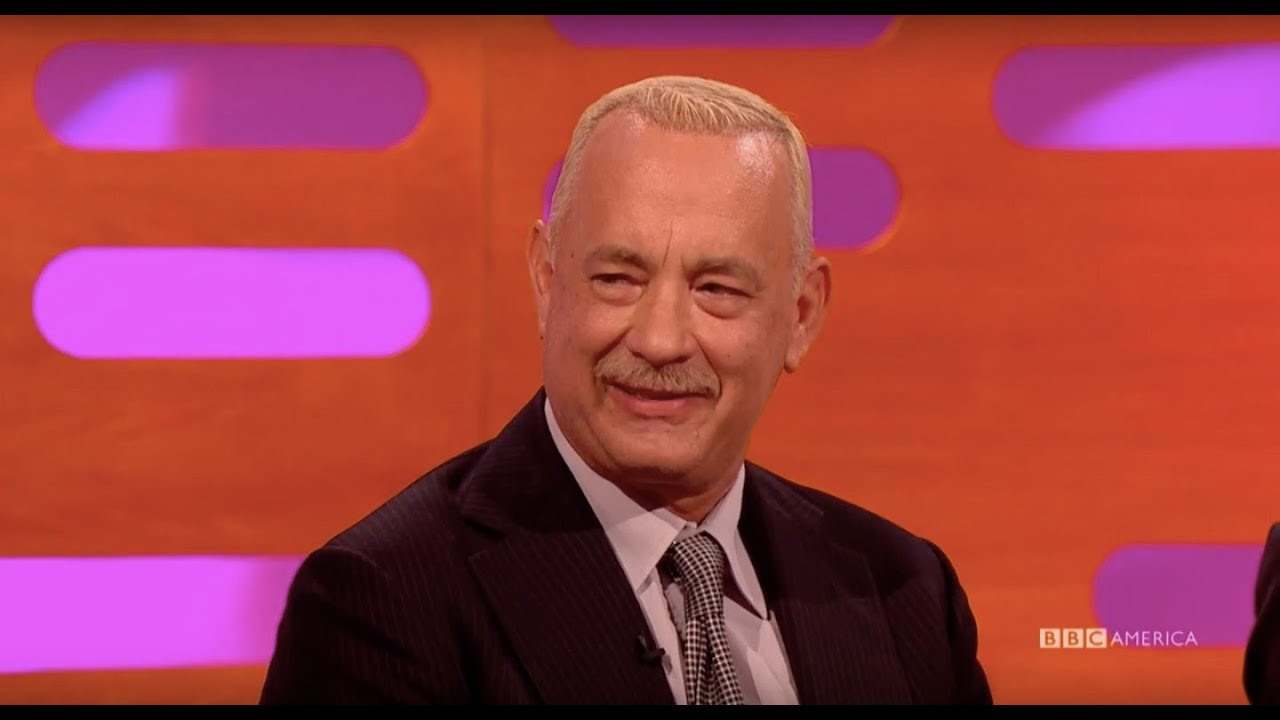 The First Video Tom Hanks Ever Saw On Youtube The Graham Norton Show