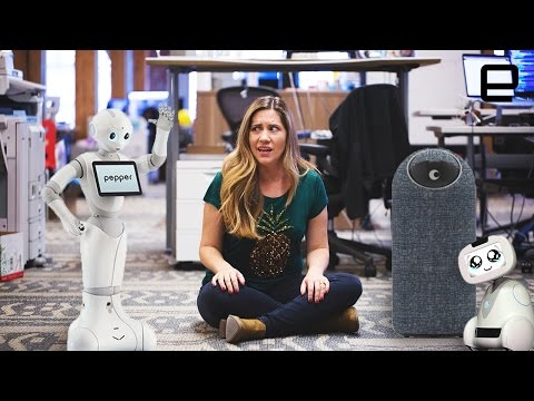 ICYMI: Robots want us to rely on them for daily tasks