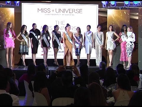 Miss Universe candidates to visit popular attractions in Baguio City