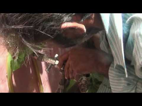 How to fit RO Water Supply Hose in Tap Water Pipe (Hindi) (1080p HD)