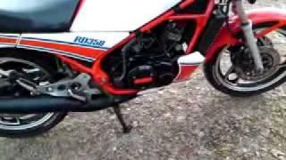 v2Movie : Yamaha RD 350 TZ YPVS Project