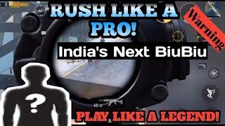 India's Got BiuBiu   PUBGM Montage   WADE