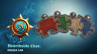 Hearthside Chat: The Puzzle Lab with Giovanni Scarpati & Max Ma