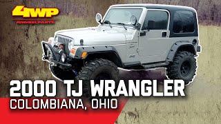 Video 2000 Jeep TJ Wrangler Parts by 4 Wheel Parts download MP3, 3GP, MP4, WEBM, AVI, FLV Juli 2018