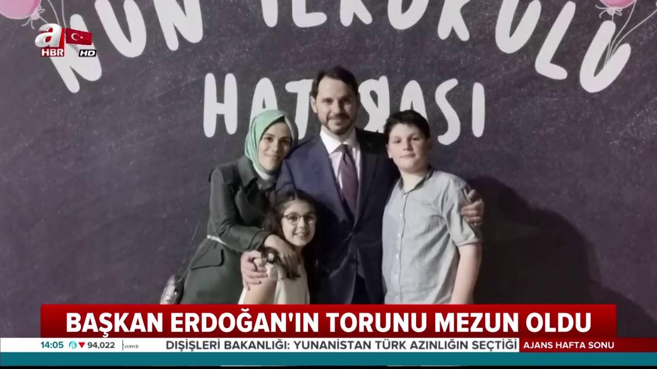 Bakan Albayrak aile fotoğrafı paylaştı - YouTube