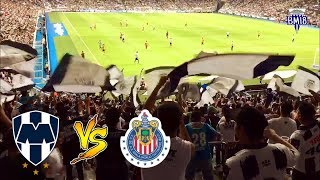 MONTERREY VS GUADALAJARA LA ADICCION 2018 HD