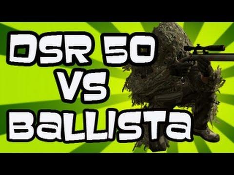 Dsr 50 vs ballista yahoo dating 7
