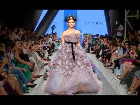 Marchesa Bridal | Full Show | Ready Couture | Arab Fashion Week | Fall/Winter 2017/18