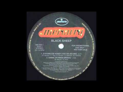 (1992) Black Sheep - Strobelite Honey [David Morales Yes We Did RMX]