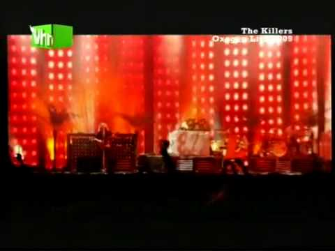 The Killers Smile Like You Mean It  at Oxygen 2009