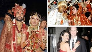 Top 12 Bollywood Actresses Who Married For Money