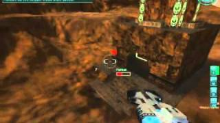 Tribes 2 - PC gameplay