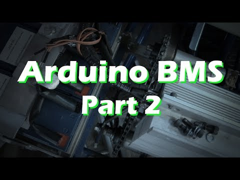 Arduino BMS - Part 2 Battery Monitoring System LiPo LiFe
