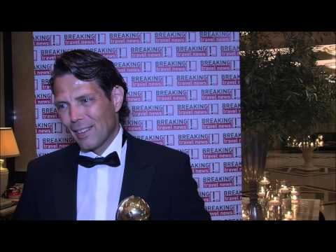 Rogier Hurkmans, managing director, Crowne Plaza Brussels - Le Palace