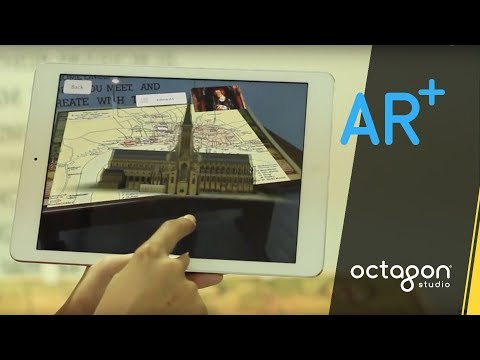 London History in Augmented Reality - Octagon Studio