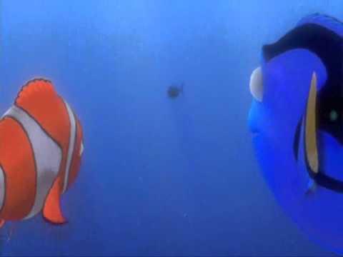 Alla ricerca di Nemo: Dory parla in balenese