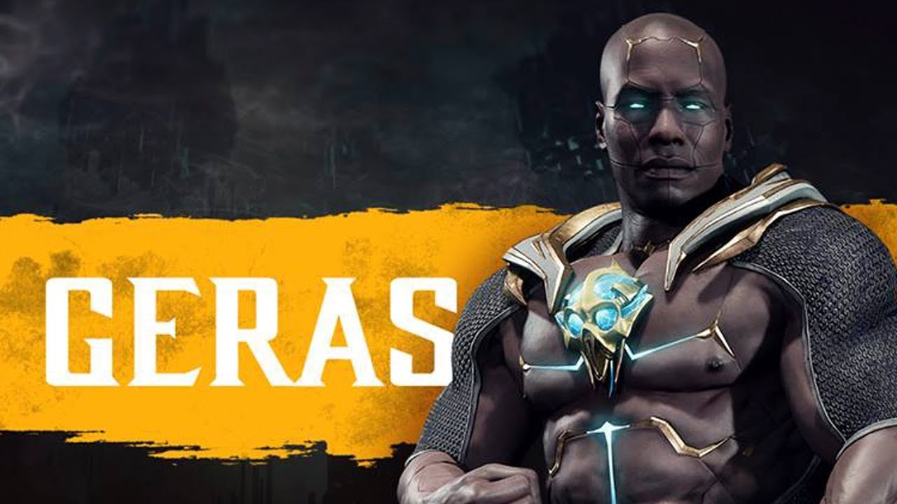 Mortal Kombat 11 | Español Latino | Geras Gameplay |