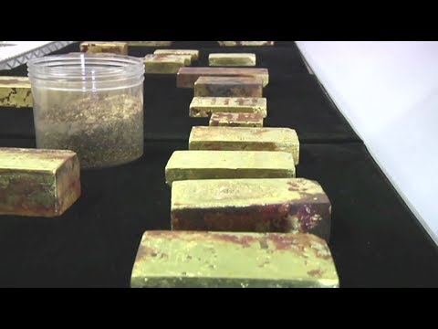 Gold discovered in 1857 sunken ship will be on display in Long Beach | ABC7